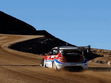 2009 Ford Fiesta Rallycross Pikes Peak 4