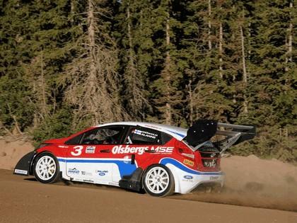2009 Ford Fiesta Rallycross Pikes Peak 5