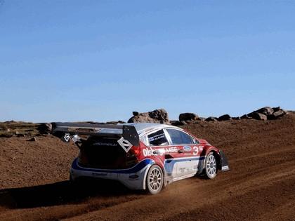 2009 Ford Fiesta Rallycross Pikes Peak 6