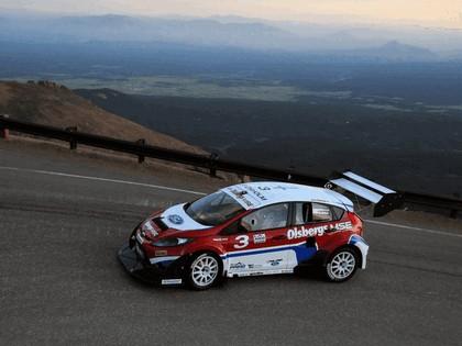 2009 Ford Fiesta Rallycross Pikes Peak 9