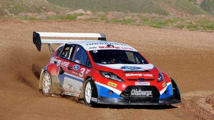 2009 Ford Fiesta Rallycross Pikes Peak 2