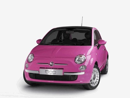 2010 Fiat 500 Pink Limited Edition 1