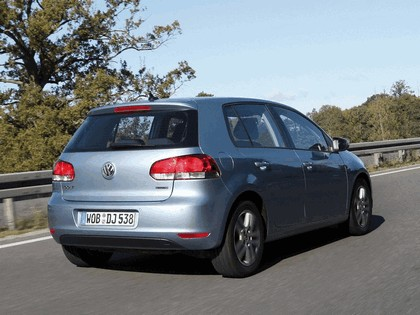 2009 Volkswagen Golf BiFuel 5-door 4
