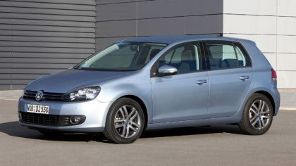 2009 Volkswagen Golf BiFuel 5-door 7