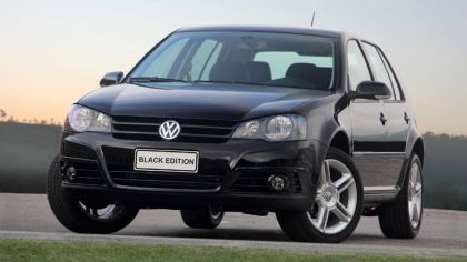 2009 Volkswagen Golf Black Edition - Brazilian version 2