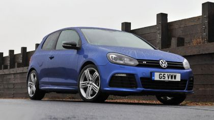 2009 Volkswagen Golf R 3-door - UK version 6