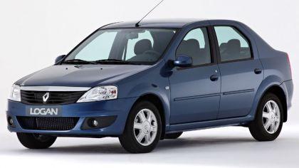 2009 Renault Logan 9