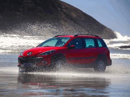2008 Peugeot 207 Escapade - Brazilian version 2