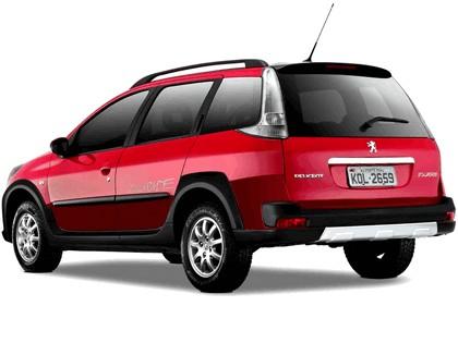 2008 Peugeot 207 Escapade - Brazilian version 4