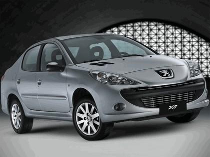 2008 Peugeot 207 Passion - Brazilian version 2