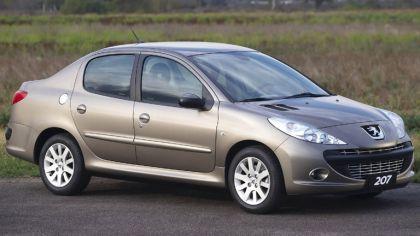 2008 Peugeot 207 Passion - Brazilian version 8