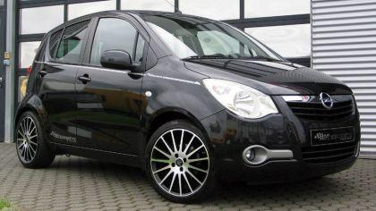 2008 Opel Agila by Steinmetz 8