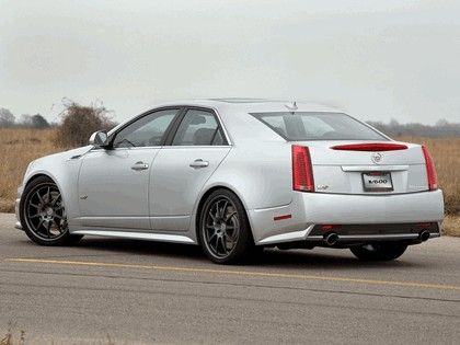 2009 Cadillac CTS-V by Hennessey 3