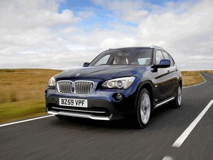 2009 BMW X1 ( E84 ) xDrive 2.0d - UK version 2