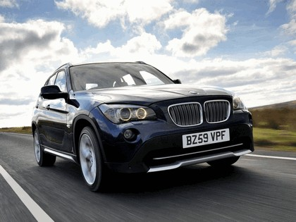 2009 BMW X1 ( E84 ) xDrive 2.0d - UK version 4