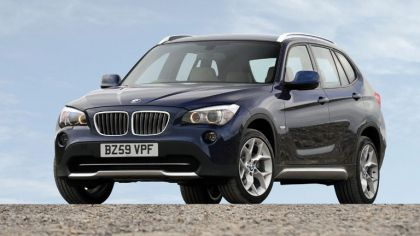 2009 BMW X1 ( E84 ) xDrive 2.0d - UK version 5