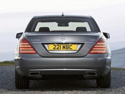 2009 Mercedes-Benz S350 ( W221 ) CDI - UK version 17