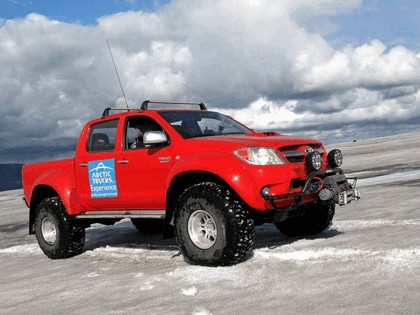 2009 Toyota Hilux Invincible Double Cab by Arctic Trucks 1