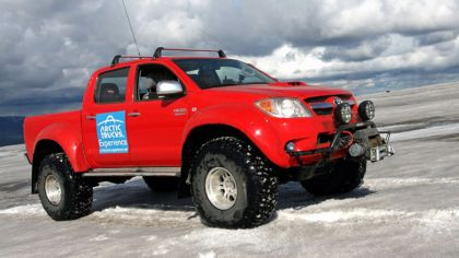 2009 Toyota Hilux Invincible Double Cab by Arctic Trucks 3