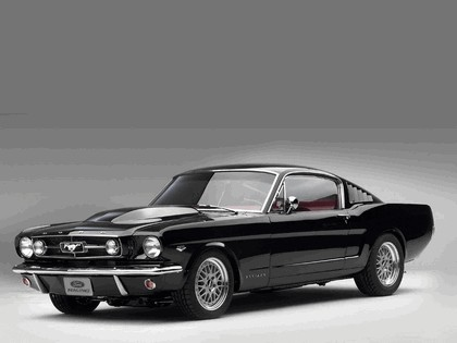 1965 Ford Mustang 1