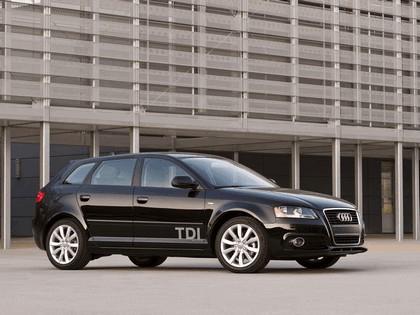 2009 Audi A3 Sportback TDI Clean Diesel ( 8PA ) 1