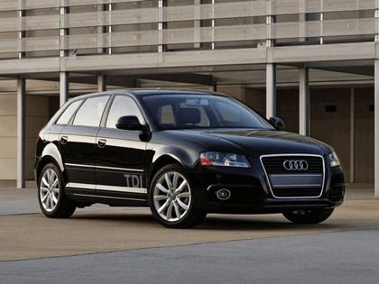 2009 Audi A3 Sportback TDI Clean Diesel ( 8PA ) 2