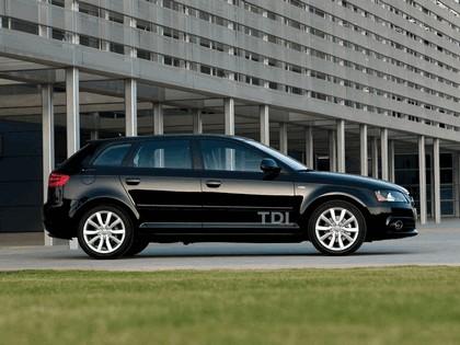 2009 Audi A3 Sportback TDI Clean Diesel ( 8PA ) 4