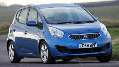 2009 Kia Venga - UK version 2