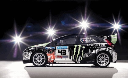 2010 Ford Fiesta Monster World Rally Team - Ken Block 2
