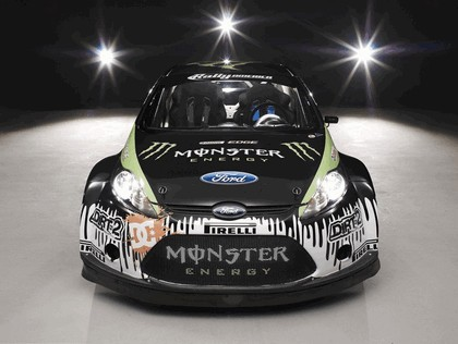 2010 Ford Fiesta Monster World Rally Team - Ken Block 4