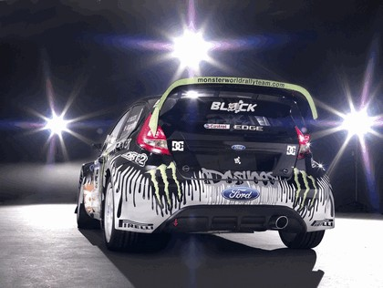 2010 Ford Fiesta Monster World Rally Team - Ken Block 5