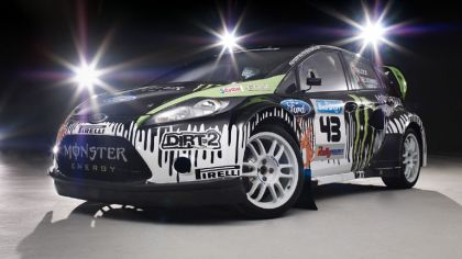 2010 Ford Fiesta Monster World Rally Team - Ken Block 1