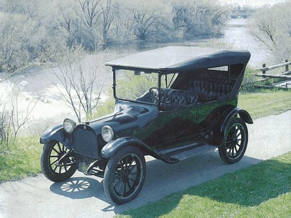 1914 Dodge Brothers Touring 4