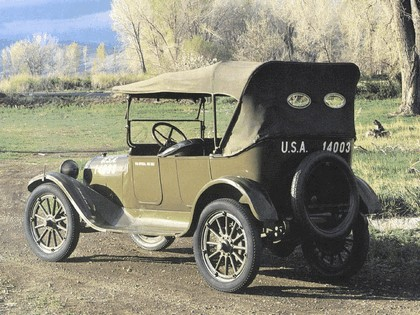 1914 Dodge Brothers Touring 5