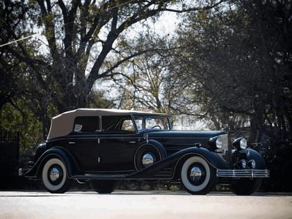 1933 Cadillac V16 Convertible Phaeton by Fleetwood 1