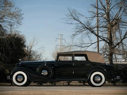 1933 Cadillac V16 Convertible Phaeton by Fleetwood 3