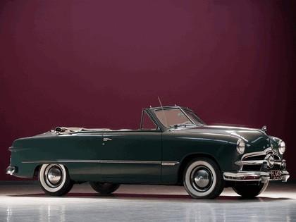 1949 Ford Custom convertible 1