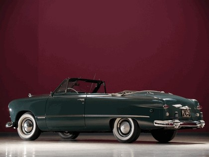 1949 Ford Custom convertible 2