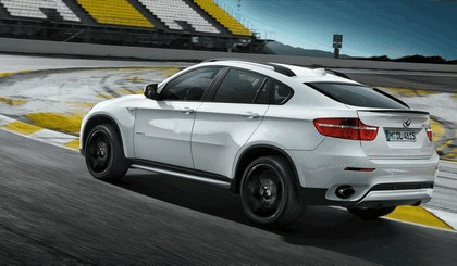 2010 BMW X6 with performance package 1