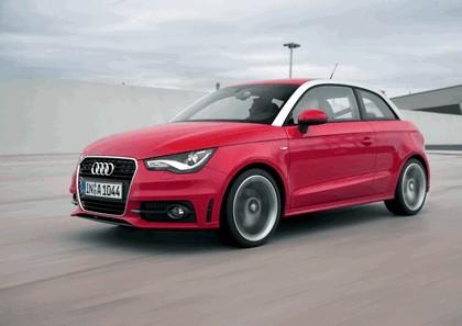 2010 Audi A1 9