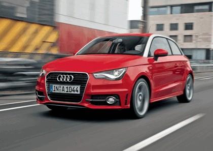 2010 Audi A1 10