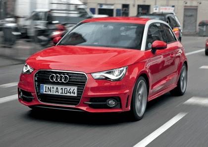 2010 Audi A1 11