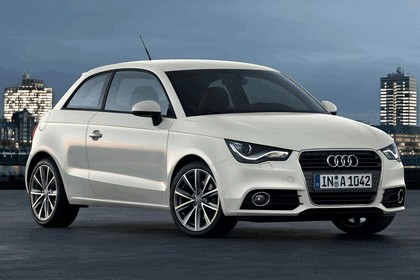 2010 Audi A1 17