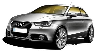 2010 Audi A1 40