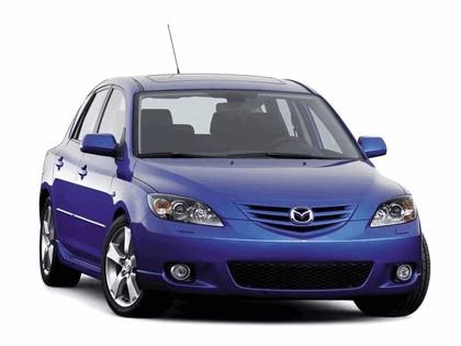 2004 Mazda 3 5-door 1