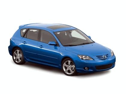 2004 Mazda 3 5-door 3