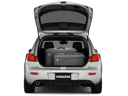 2004 Mazda 3 5-door 6