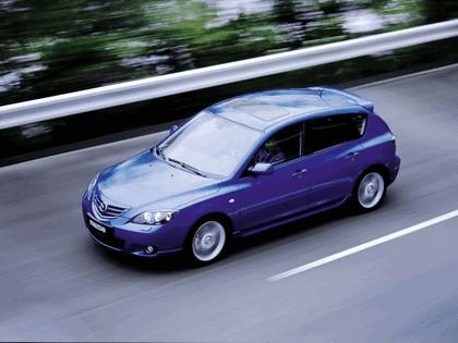 2004 Mazda 3 5-door 12