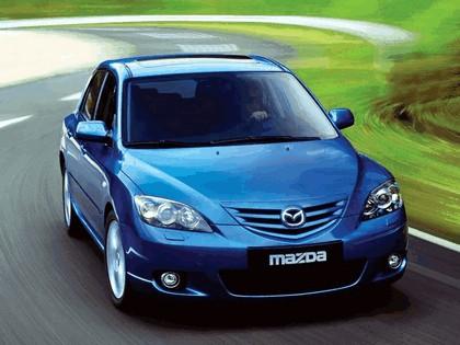 2004 Mazda 3 5-door 14