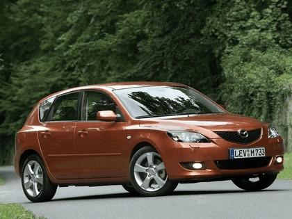 2004 Mazda 3 5-door 50